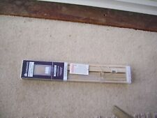 Wood Effect PVC Venetian Blinds Blind New 'Natural' colour 45cm x 150cm