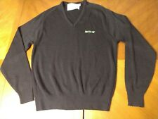 Arcticwear Arctic Cat Black Lime Green Orlon Acrylic Men's XL