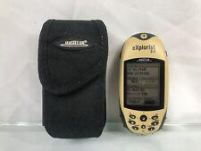 Magellan eXplorist 210 Handheld GPS Unit Waterproof Hiking Geocaching portable