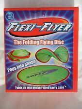 *CHILDREN'S 'FLEXI-FLYER' The Folding Flying Disc Dia. 22cm  *