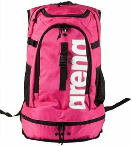 Arena Fastpack 2.2 Backpack 40L Bag Rucksack Swim Training School Gym Triathlon