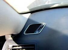 D Audi A8 D2 Chrom Rahmen für Lüftungsgitter - Edelstahl poliert