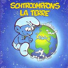 ☆ CD SINGLE Nathalie LHERMITTE & Schtroumpfs ☆ RARE ☆☆☆