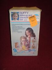 Vintage Buffy Make-Up and Hairstyling Set AMSCO Industries No.9060 M-B Co. 1973