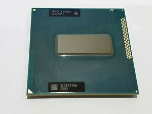 INTEL I7-3630QM QUAD CORE 2.40GHZ (MAX 3.40GHZ) SR0UX SOCKET RPGA989