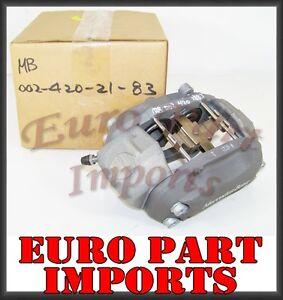 Mercedes Benz  Left Front Brake Caliper Unit Germany Genuine OE 0024202183