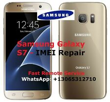 QUICK SAMSUNG GALAXY S7 IMEI REPAIR IMEI FIX FOR S7 | BAD | ESN CLEANING FAST