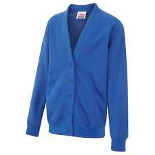 David Luke School Cardigan Sweatshirt Uniform Ages 3 4 5 6 7 8 9 10 11 12 13 14