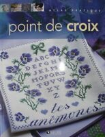 Le point de croix - Collectif - Atlas pratique