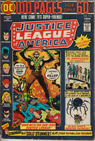 Justice League of America Vol 1 #112 (100 Pages) DC Comics 1974 FN