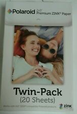 ***Polaroid ZIP Zink Twin-Pack(20 sheets) Paper***