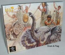 HAT 9023 - CARTHAGINIAN WAR ELEPHANT - 1/32 SCALE PLASTIC
