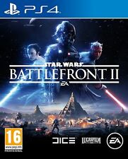 Star Wars Battlefront 2 (PS4) Brand New & Sealed Free UK P&P