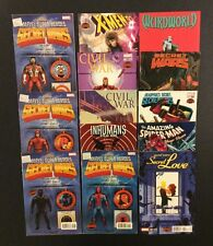 SECRET WARS Comic Books Lot of 13 VARIANTS Marvel 2015 NM Spider-Man DEADPOOL
