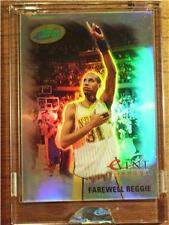 REGGIE MILLER FAREWELL ETOPPS IN HAND CHROME -LIKE