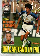 INTER FOOTBALL CLUB=N°1 1997=MASSIMO PAGANIN=BRANCA=ANDERLECHT=FONTOLAN=G. DIX