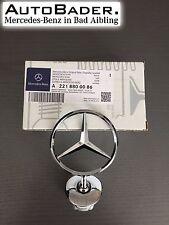 Original Mercedes-Benz Stern Motorhaube W204 W205 W211 W212 W221 W222 *NEU&OVP*
