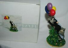 Charming Tails, Fitz and Floyd, figurine, Hang On!, Mib