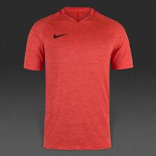 NWT Nike Dry Squad Soccer Top Sz M 100% Authentic Crimson 806702 671 RETAIL $75