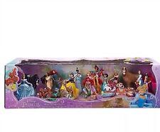 NEW & SEALED Disney Princess Mega figurine playset 20 figures kids toys FIGURES!!!