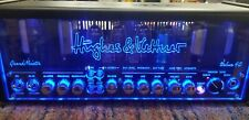 Hughes and Kettner Grandmeister Deluxe 40 Tube Guitar Head w/bag & footswitch