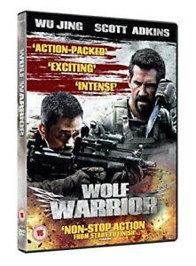 Wolf Warrior [DVD], Very Good DVD, Kevin Lee, Nan Yu, Scott Adkins, Wu Jing, Wu