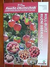 FEUCHT Obsttechnik Tschechien - Roll-Blitz - Prospekt Brochure 03.2012 (0559