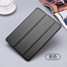 Leather Smart Cover Soft TPU Silicone Back Case For iPad  Pro 10.5 9.7 Mini Air2
