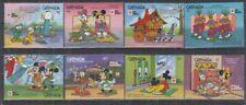 F792. Grenada - MNH - Cartoons - Disney's - Various Activities