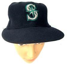 New Era Seattle Mariners baseball cap size 6 5/8 childs size 59 fifty
