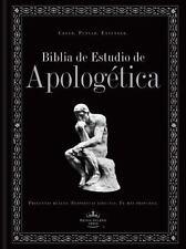 Biblia de Estudio de Apologética, tapa dura (Spanish Edition), B&H Español Edito