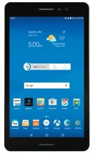 "GSM UNLOCKED AT&T ZTE TREK 2 HD 16GB Wi-Fi + 4G 8"" ANDROID TABLET"