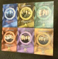 STARGATE SG-1  DVD SERIES  SEASONS (1-6) Original Box Set