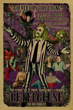 "013 BeetleJuice - Thriller Horror USA Classic Movie 24""x36"" Poster"