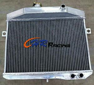Aluminum Radiator For Volvo Amazon P1800 B18 B20 Engine GT 1959-1970 MT