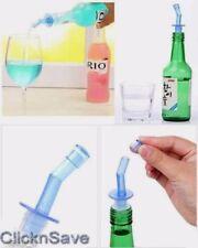 Bottle Pourer Pour Spout Stopper Olive Oil Wine Dispenser Liquor Flow Set