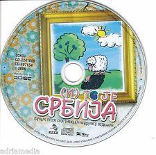 I to je Srbija CD Narodne pesme iz Srbije Tozovac Olivera Katarina Ckalja Saban