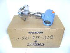 Rosemount 3051S1 TG2A2B11A1ADA2E5M5Q4 0-40PSI Transmitter w/ 1199 Seal 2013 NEW