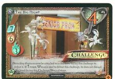 Buffy TVS CCG Limited Class Of 99 Premium Foil Card #183 The Big Night