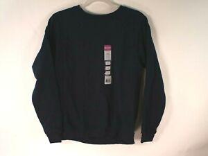 Gildan Sweatshirt Heavy Blend Women's Crewneck Softer Peel Blue  S