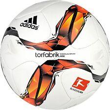 adidas Torfabrik Mini Ball Bundesliga 2015/2016 weiß/rot/schwarz/orange [S90211]