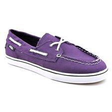 Vans Zapato On Lo Pro Sweet Grape Purple Caual Boat Mens SIZE 9