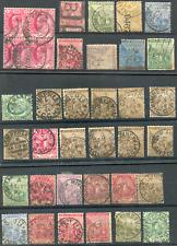 CAPE OF GOOD HOPE (23409): POSTMARKS/CANCELS/QV stamps