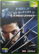 X Men 2. La Venganza de Lobezno. XBox. Fisico. Pal Es