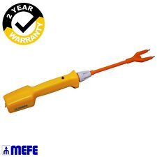Rechargeable Cattle Prodder + 33CM Wand- 8KV 8J/S (CAT 45A5)