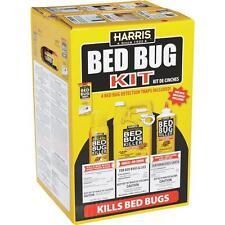 Harris Value Pack Various Application Bedbug Killer Kit Traps Bed Bug Insect