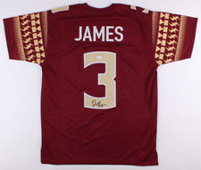 e0c6d3954f3 Derwin James Signed Florida State Seminoles Jersey (JSA) Chargers All Pro  D.B.