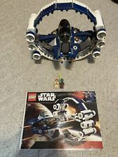 Hyperspace Ring Obi Wan + Kit Fisto RARE & COMPLETE w Instructions! Lego SW 7661