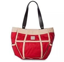 New Miche Demi Kaitlyn Shell Red Faux Leather