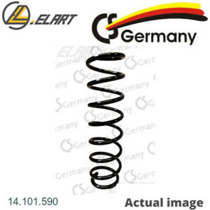GENUINE SUSPENSION GENUINE SUSPENSION COIL SPRING FOR BMW 7 E65 E66 E67 M57 D30